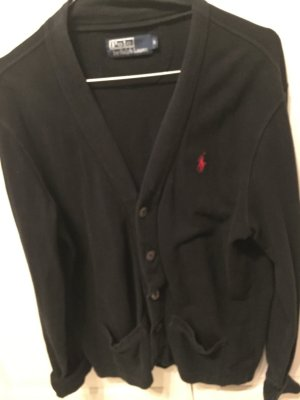 Ralph Lauren Strickjacke Pullover schwarz