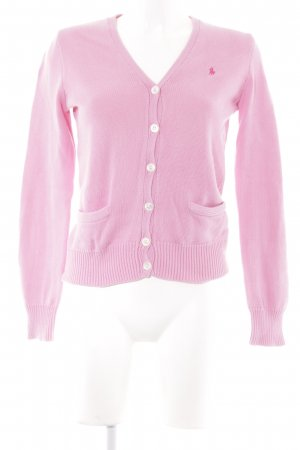 Ralph Lauren Strickjacke rosa Casual-Look