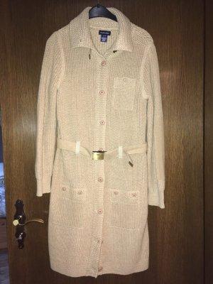 Ralph Lauren Wollen jas room-beige