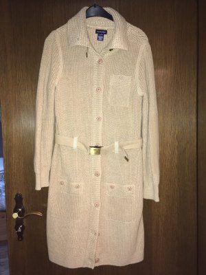Ralph Lauren Abrigo de lana crema-beige