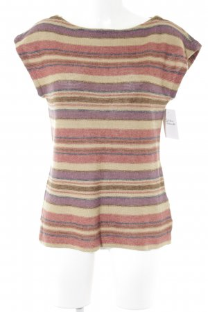 Ralph Lauren Camisa tejida estampado a rayas look casual