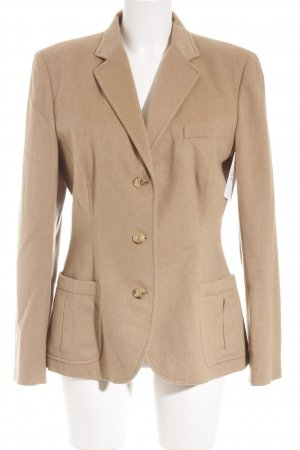 Ralph Lauren Sweatblazer camel Casual-Look