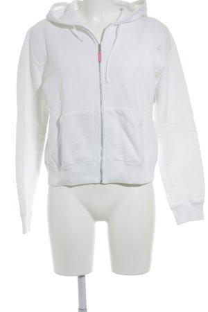 Ralph Lauren Sweat Jacket white casual look