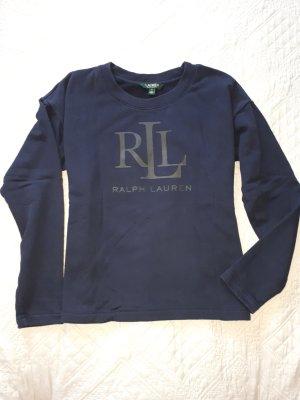 Ralph Lauren Sweatshirt Gr. S Dunkelblau