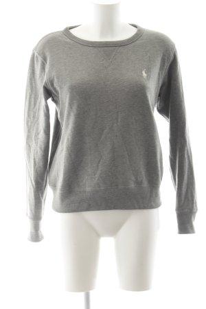 Ralph Lauren Sweatshirt grau Casual-Look