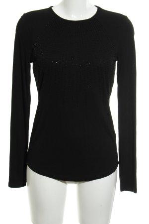 Ralph Lauren Sweatshirt schwarz Casual-Look