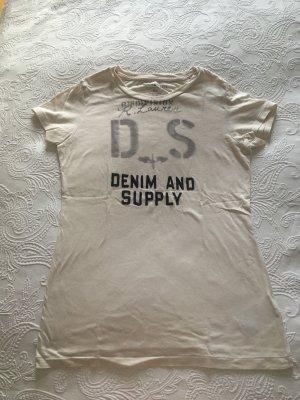 Denim & Supply Ralph Lauren Camiseta estampada multicolor