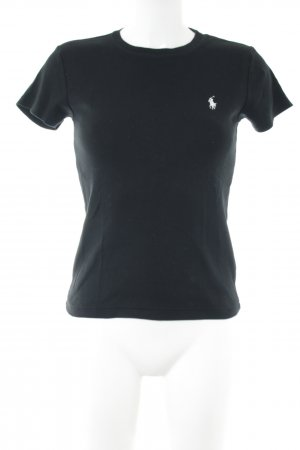 Ralph Lauren T-Shirt schwarz Casual-Look