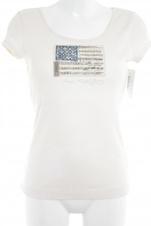 Ralph Lauren T-Shirt creme Casual-Look