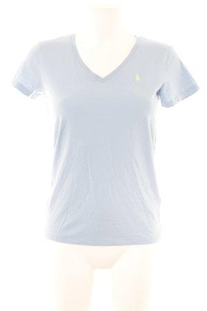 Ralph Lauren T-Shirt himmelblau-blassgrün Casual-Look