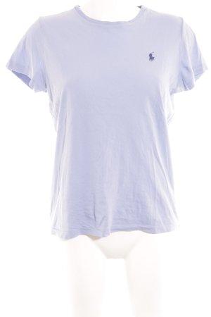 Ralph Lauren T-Shirt himmelblau-dunkelblau Casual-Look