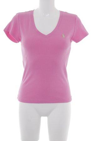Ralph Lauren T-Shirt pink Casual-Look