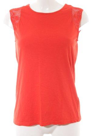 Ralph Lauren T-Shirt rot Casual-Look