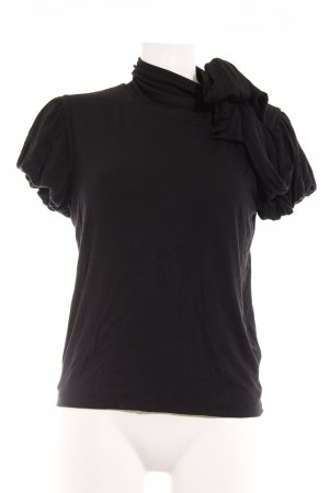 Ralph Lauren T-Shirt schwarz Business-Look