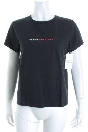 Ralph Lauren T-Shirt schwarz sportlicher Stil