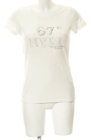 Ralph Lauren T-Shirt weiß Casual-Look