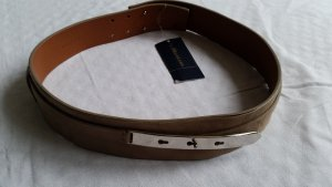 Ralph Lauren Waist Belt light brown suede