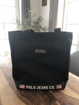 Lauren Jeans Co. Ralph Lauren Carry Bag black