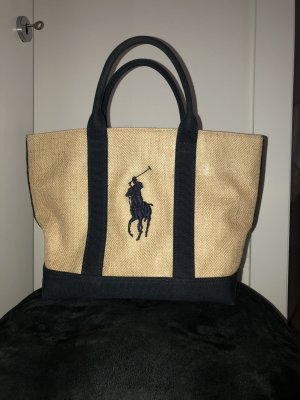 Lauren by Ralph Lauren Bag sand brown-blue