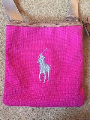 Ralph Lauren Tasche pink/silber