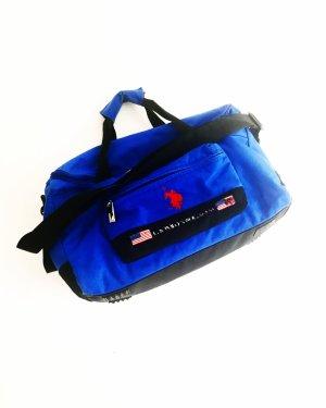 ralph lauren tasche / sport / gym / training / blau / polo / reisetasche