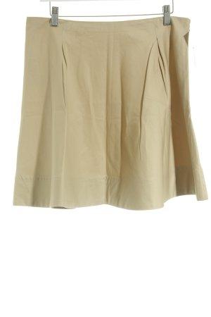 Ralph Lauren Tellerrock beige schlichter Stil
