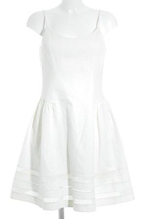 Ralph Lauren Trägerkleid weiß Elegant