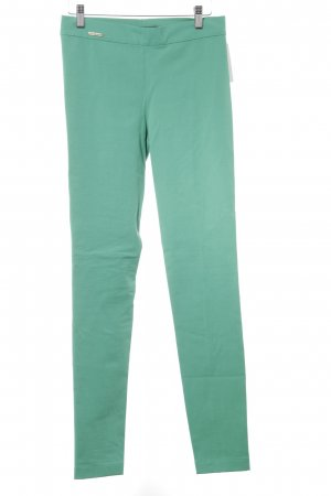 Ralph Lauren Treggings verde look casual