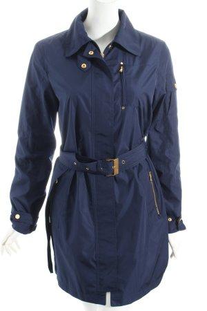 Ralph Lauren Trenchcoat dunkelblau Casual-Look