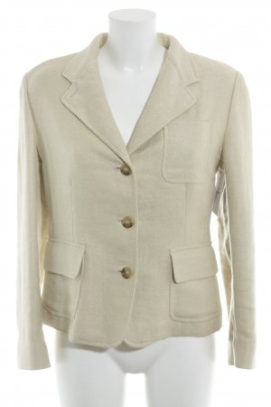 Ralph Lauren Tweedblazer hellgelb Casual-Look