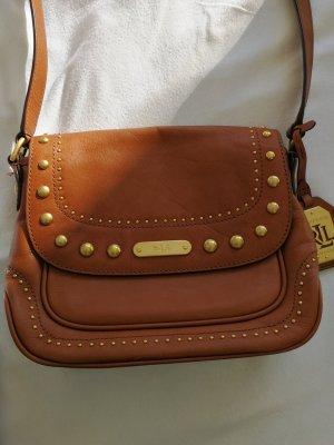 Ralph Lauren Crossbody bag multicolored leather