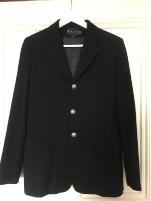 Ralph Lauren Wool Blazer dark blue