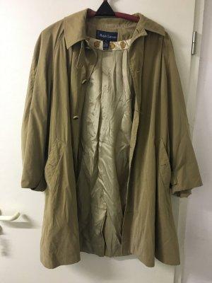 Ralph Lauren Vintage Mantel Beige Khaki