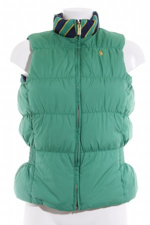 Ralph Lauren Reversible Vest dark violet-green athletic style
