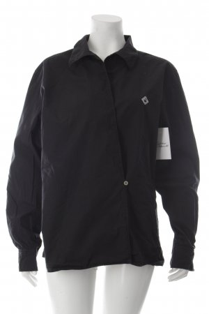 Ralph Lauren Wraparound Jacket black simple style