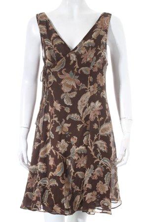 Ralph Lauren Wickelkleid Blumenmuster