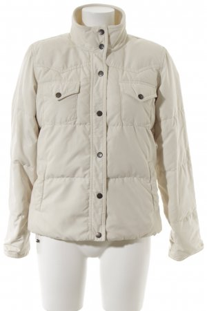 Ralph Lauren Winter Jacket cream casual look