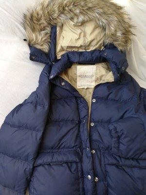 Denim & Supply Ralph Lauren Down Jacket dark blue