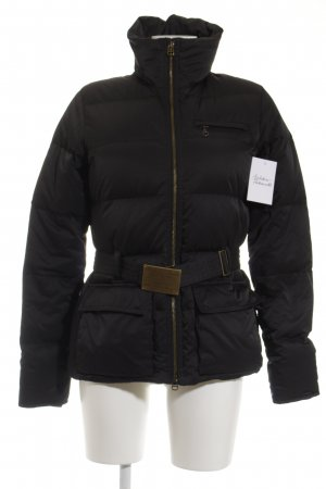 Ralph Lauren Winter Jacket black casual look
