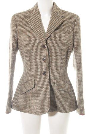 Ralph Lauren Wool Blazer bronze-colored-natural white business style