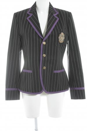 Ralph Lauren Wool Blazer pinstripe business style