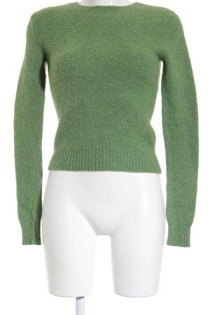 Ralph Lauren Wollpullover grün Casual-Look
