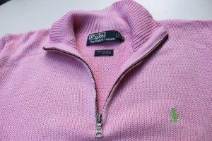 Ralph Lauren - 'Zipper'- Pullover, Gr.40/42 NEU