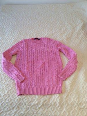 Ralph Lauren, Zopfstrick BW Pullover
