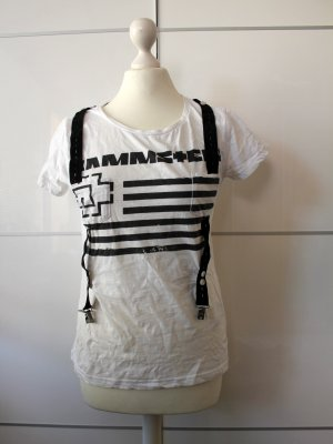 Rammstein Damen-Shirt Gr. M
