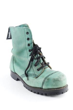 Ranger Combat Boots green casual look
