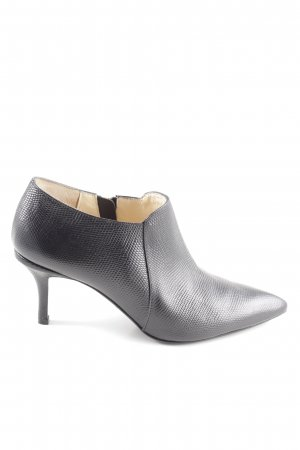 Raphael Booties schwarz Business-Look