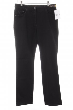 Raphaela Straight-Leg Jeans schwarz Casual-Look