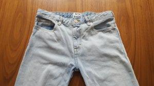 Rar! ACNE Pop Vint Bleach Jeans Boyfriend denim W25 Gr.32 Xs 34