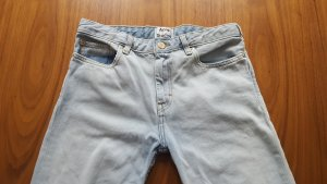 Rar! ACNE Pop Vint Bleach Jeans Boyfriend denim W25 Gr.32 Xs 34